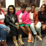 """Johnetta G. Paye, Esq. and attendees of the Bloom Experience """"Legal Basics for Creative Entrepreneurs Workshop"""""""