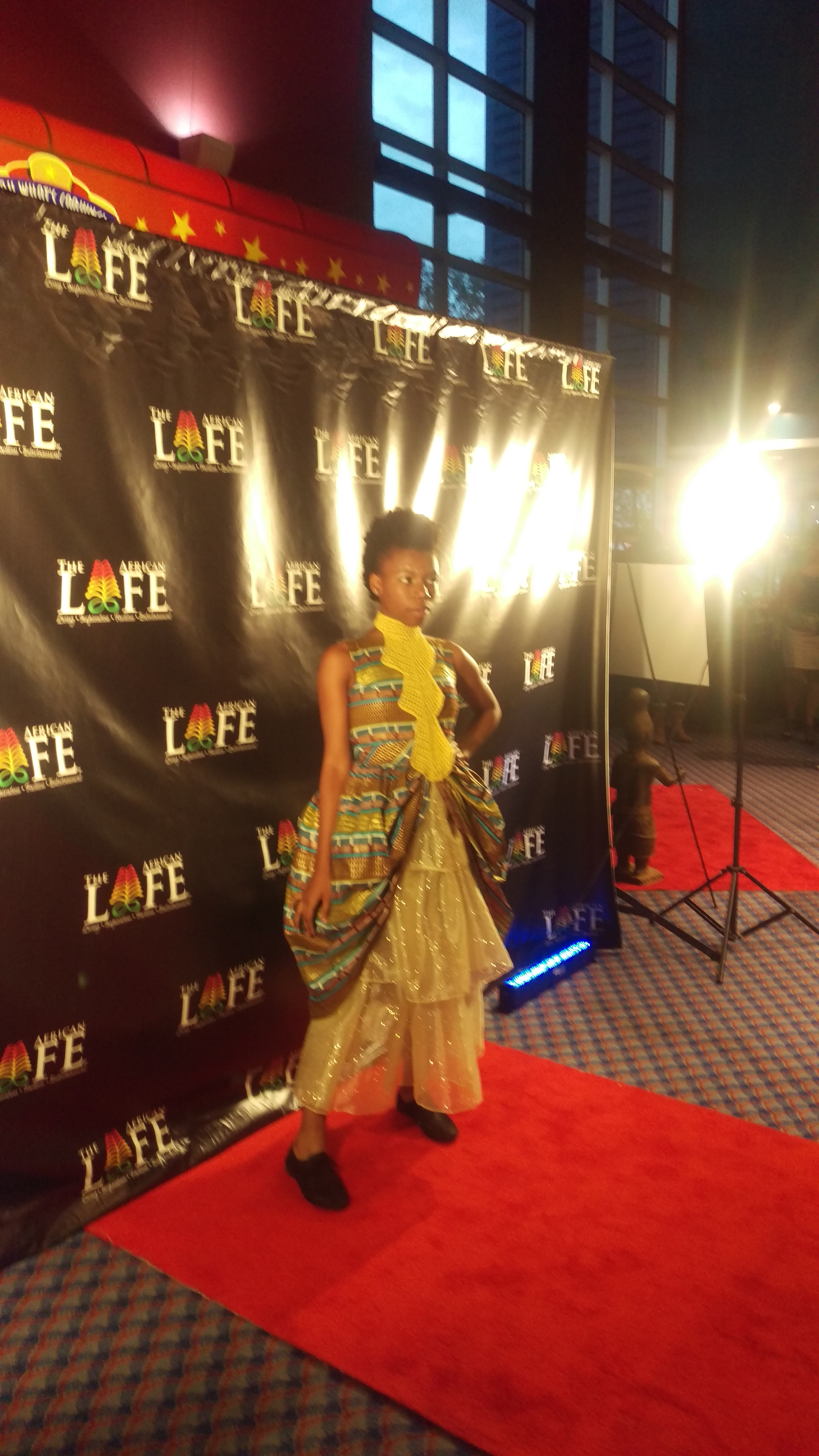 The African LIFE Presents the 'Queen of Katwe' screening in Chatham October 1