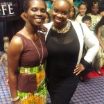 Felicia Apprey-Agyare, Founder of The African Life and Johnetta G. Paye, Esq., Founding Partner of J. Paye & Associates Attorneys at Law