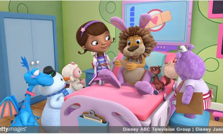 Doc McStuffins (Photo credit: Disney Junior via Getty Images)