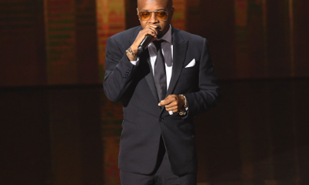 Jermaine Dupri (Photo credit: Paras Griffin)