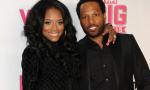 Yandy Smith Harris and Mendeecees Harris attend the VH1 Big In 2015 with Entertainment Weekly Awards at Pacific Design Center on November 15, 2015 in West Hollywood, California. (Photo credit: Jason LaVeris/FilmMagic)