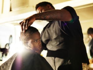 Are you sure your conversations in the barber shop or beauty salon are private? (Photo credit: iStock)