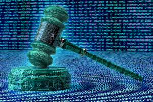 Technology versus human: Which is appropriate for the legal system? (Photo credit: iStock)