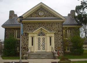 Carnegie Library on Cheyney University (PA) Campus quad (Photo credit: Smallbones/Wikimedia Commons)
