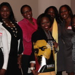 "Executive Board, African Professional Alliance at the ""Long Walk to Freedom"" networking mixer (Photo courtesy of Johnetta Paye, Esq.)"