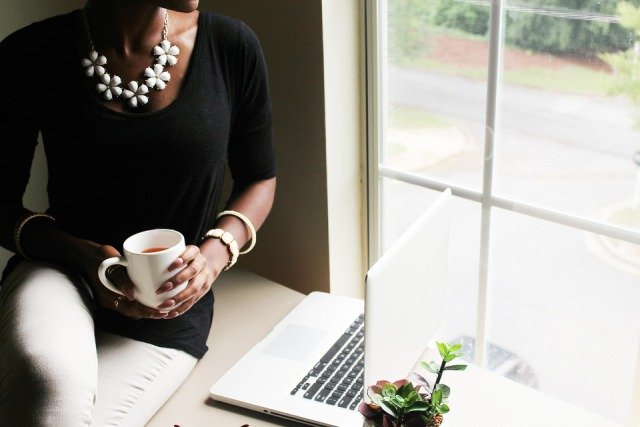 Is your home business running a little easier these days? (Photo credit: Create Her Stock)
