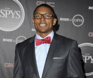 Basketball player Bradley Beal attends ESPN Presents BODY At ESPYS Pre-Party at Lure on July 15, 2014 in Hollywood, California. (Photo credit: Allen Berezovsky/WireImage)